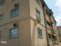 6 units of serviced 1 bedroom flat apartment for rent at Utako