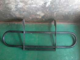 Front bull bar suitable 4 toyota hilux and most bakkies