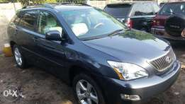 Tincan Cleared Tokunbo Lexus RX330, 06, Basic, Very OK
