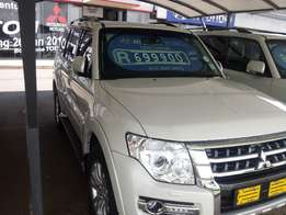 Automatic -Exceed-Pajero 3.2 GLS Top of the range