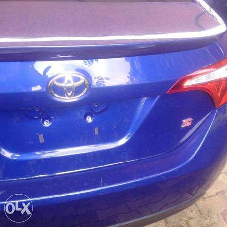 Foreign Used Toyota Corolla 2016 Model Wuse 2 - image 3