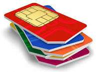 We hunt and collect all sim cards no longer in use for Art reasons!