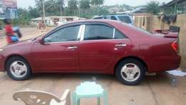 Toyota Camry full air-conditioning no fort