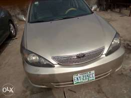 2.4 Gold Camry