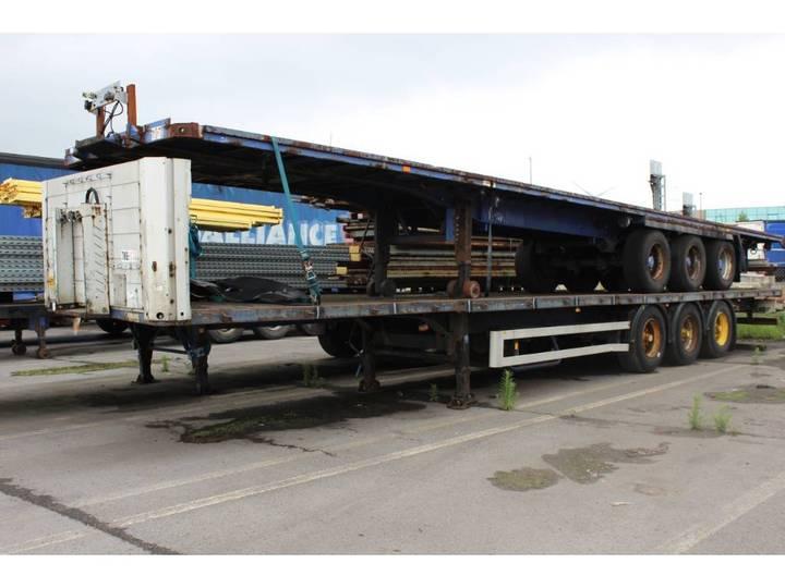 Schmitz Cargobull SPR 27 - 1997