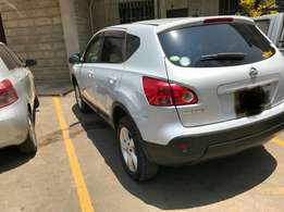 KCE Nissan Dualis on offer 2008
