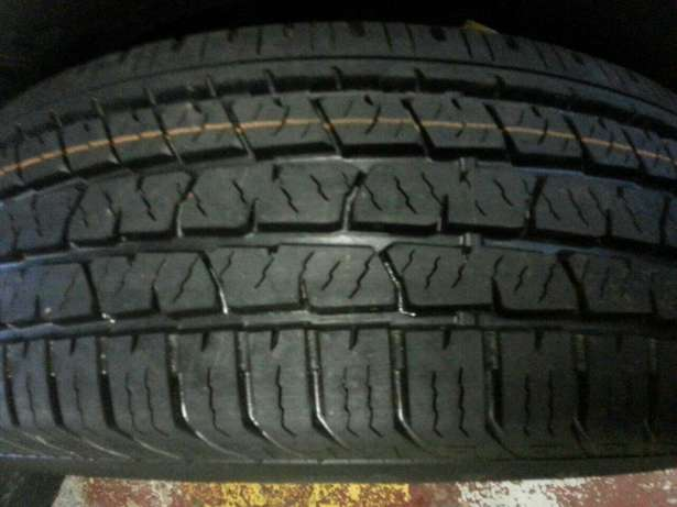 265/60R18 Contnental tyres and mags 18 inch for Ford Ranger on sale. Pretoria West - image 3