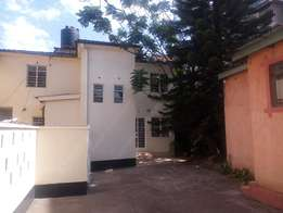 Specious 2bedroom plus study maisonette for office in kilimani