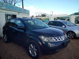 Nissan Murano 350 All Wheel Drive
