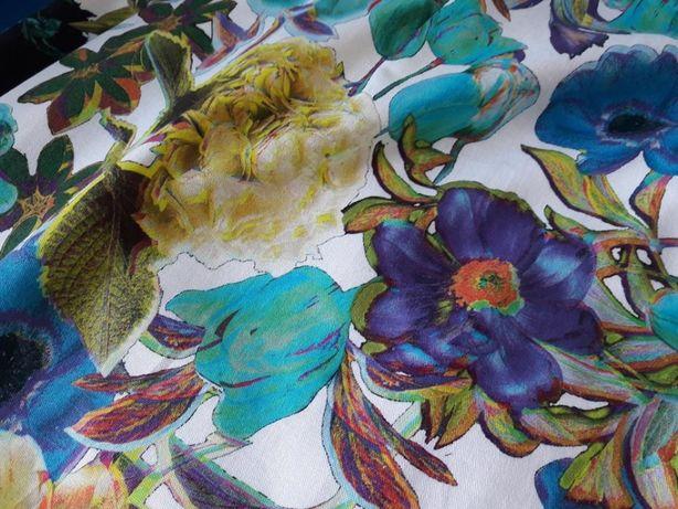 Klasyczna wąska sukienka *WŁOSKA BAWEŁNA* r.38 Kostrzyn • OLX.pl