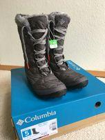 11fe564f50cc Зимние-демисезонные ботинки Columbia Minx-Mid Omni-Heat 34-35 р.