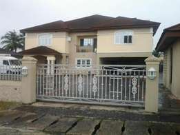 5 bedrooms fully detached duplex with 2room bq in cooperative Villa Aj