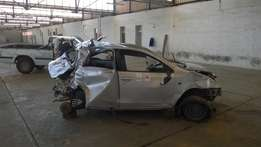 TOYOTA ETIOS 1.5XS 5DR stripped parts