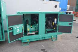 (New) Cummins Power Generation 22kVA Silent Diesel Generator