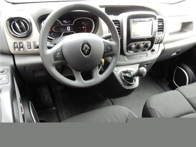 Renault Trafic 1.6 Dci Energy 125 Grand Confort Twin Turbo - 2017
