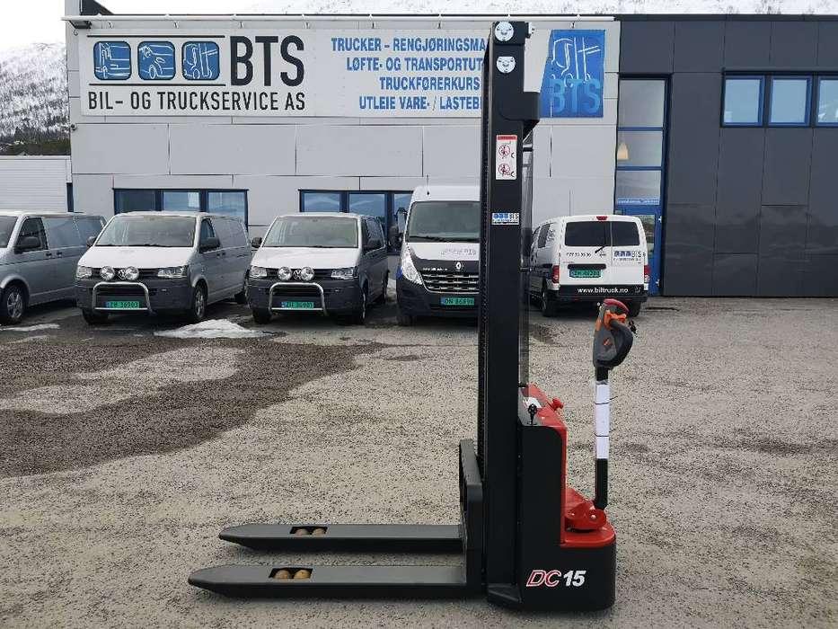 Heli Cdd15j M350 - 1,5 Tonns Ledestabler (på Lager) - 2019