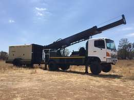 Water Boreholes - We can deliver
