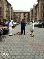 Masterilly integrated fumigation and pest control services