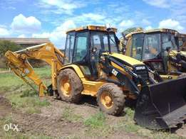 CATERPILLAR 438C Backhoe for sale