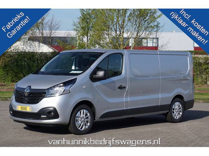 Renault Trafic 1.6 dCi T30 L2 H1 120PK Airco Camera Cruise Lichtm... - 2019