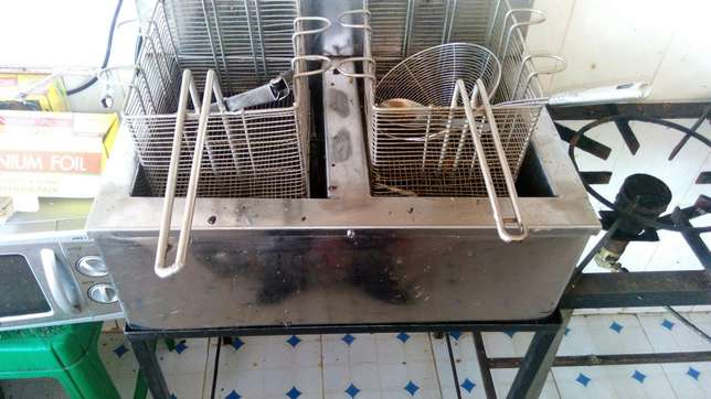 Chips and deep frier Ruiru - image 1