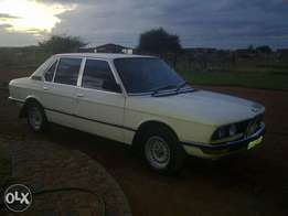 1983 Bmw 518i For Sale. Price Reduced.