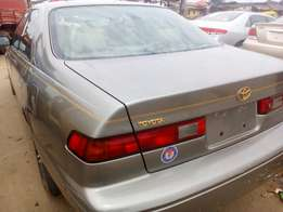 Leather seat 1999 Toyota Camry, toks