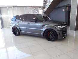2015 Land Rover Range Rover Sport Autobiography Dynamic Supercharged