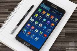 Samsung NOTE 3 on special offer.