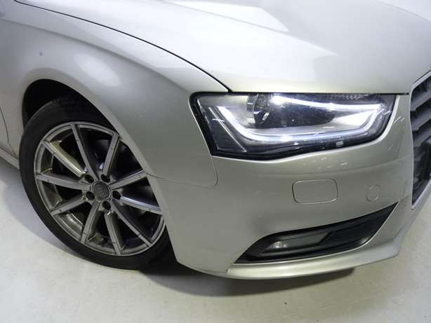 2015 Audi A4 1.8TFSI SE Mutlitronic 125KW Cuvee Silver Menlyn - image 3