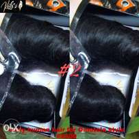 Curly human hair for sale
