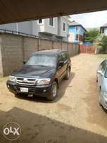 Nigerian used Mitsubishi Pajero 2004 for sale.