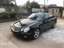 2009 Mercedes Benz E350 AMG Package