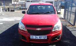 Chevrolet Utility 1.4 Model 2012 2 Door Colour Red Factory A/C&CD Play