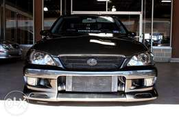2003 Lexus IS300. Modified