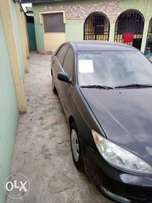 A purely clean tokunbo Toyota Camry 2002 for sell