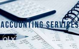 Part time Accounting services from 6k