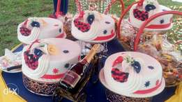 Wedding decoration,outside catering and event planning