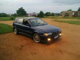 toyota tazz for sale R15000