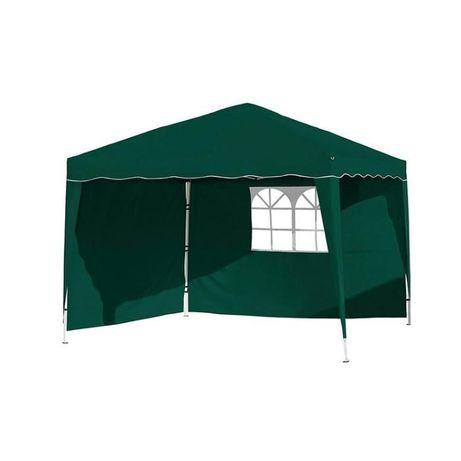 Nowy Solidny Pawilon Namiot Ogrodowy Vanage 3x3m Zielony