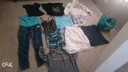Womans Clothing And Shoes For Sale