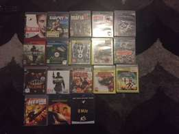 Playstation 3 with games for sale!!!