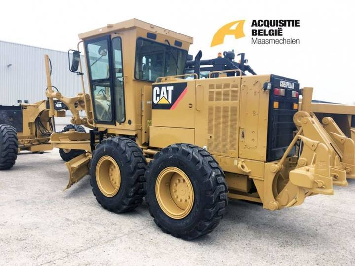 Caterpillar 140K VHP - 2011