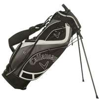 Brand new callaway golf trolley execise