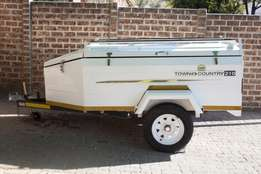 Town & Country 210 Campmaster 6ft Trailer