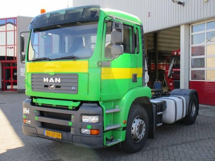 MAN Tga 18.350 4x2 Bls Euro 4 - 2005