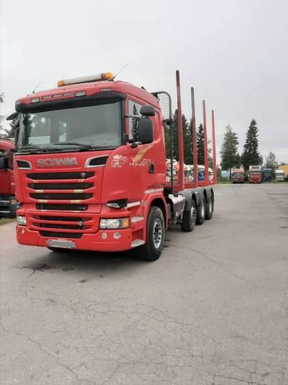 Scania R 620 - 2013