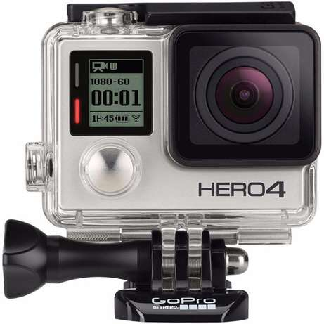 GoPro Hero 4 + Loads of Accessories Lenasia - image 1