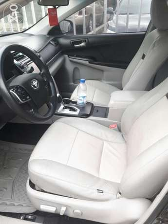 2012 Toyota Camry (Buy and Drive) Surulere - image 2