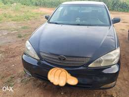 Clean 2004 Camry sport at an affordable price